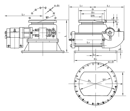 方形,矩形,硬,软密封蝶阀,以及各种调节阀,喷煤卸灰球阀,闸门,盲板阀图片
